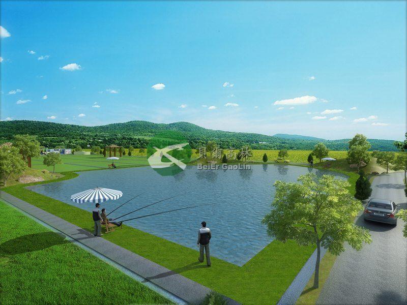 閑林開心農場 生態農莊規劃設計 貝爾高林